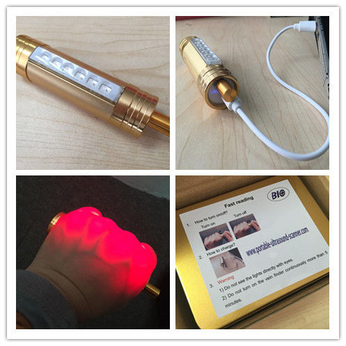 Latest Small Size Accurate Clinic Vein Viewing System No Laser Radiation