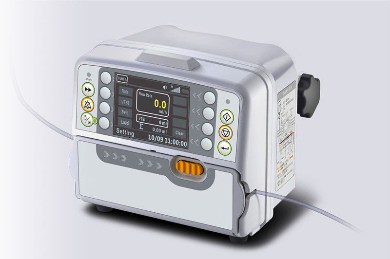 Portable Visual And Audible Alarms Medical Infusion Pump Enteral Feeding Pump