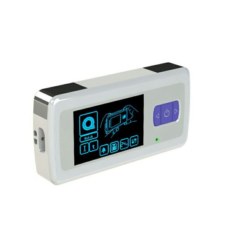 Mini ECG Monitoring System Real Time Visual / Audio Alarming Micro Ambulatory